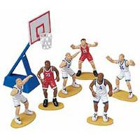 Basketball Topper set