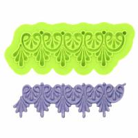 Betty Lace Pattern Silicone Mould