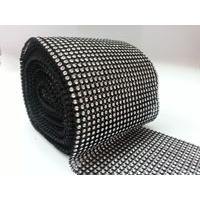 Dimante Cake Wrap - Black