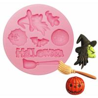 Halloween Silicone Mould