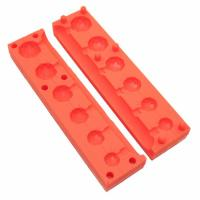 Multi Round Gems Silicone Mould