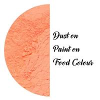rolkem rainbow spectrum powder colour dust mango