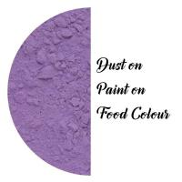 rolkem rainbow spectrum powder colour dust orchid mauve