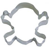 skull and crossbone cookie cutter