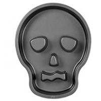 skull tube 2d pan tin