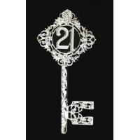 21st key topper