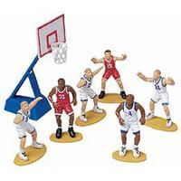 Basketball Topper set