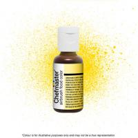 Chefmaster Airbrush Food Colour - Canary Yellow 0.64oz