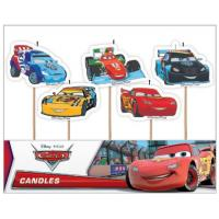 Disney Cars Candles 5pk