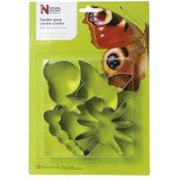 Garden Creature Cookie Cutter Set