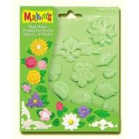 Floral Push Mold