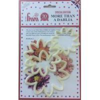fmm dahlia flower cutter set