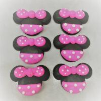 Minnie Mouse Edible Icing Toppers