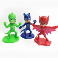 p j masks plastic figurines