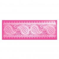 Paisley Silicone Lace Mat