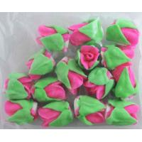 Rose Buds Hot Pink Edible Flowers