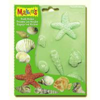 seashells push mold