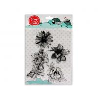 Stamp a Cake FLOWERS Stamp