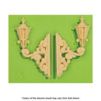 Vintage Lamp Silicone Mould