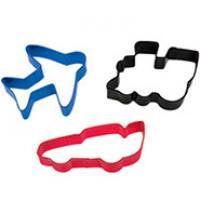 wilton transport cookie cutter set